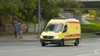 Локомотив протаранил заглохший на переезде автобус под Владимиром, есть жертвы