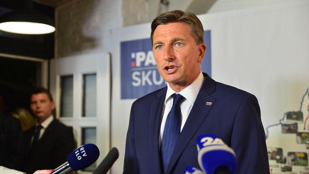 Жители Словении отказались искать замену действующему президенту