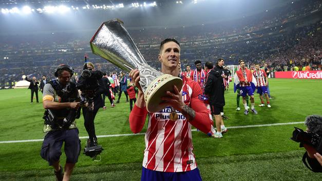 Атлетико заключительный тур чемпионата Испании посвятит Фернандо Торресу