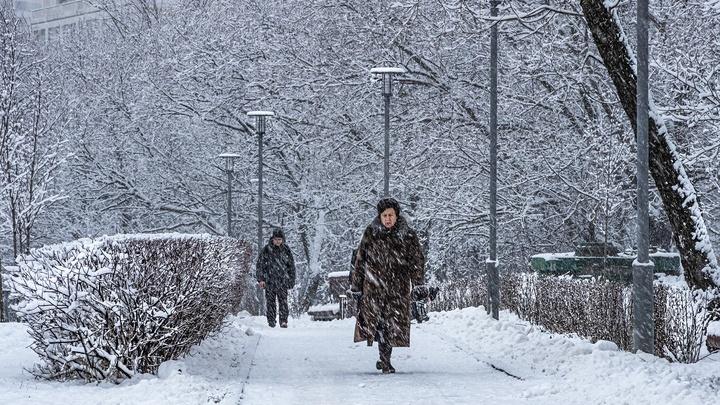 В Ростовской области вновь ожидается снегопад с резким похолоданием
