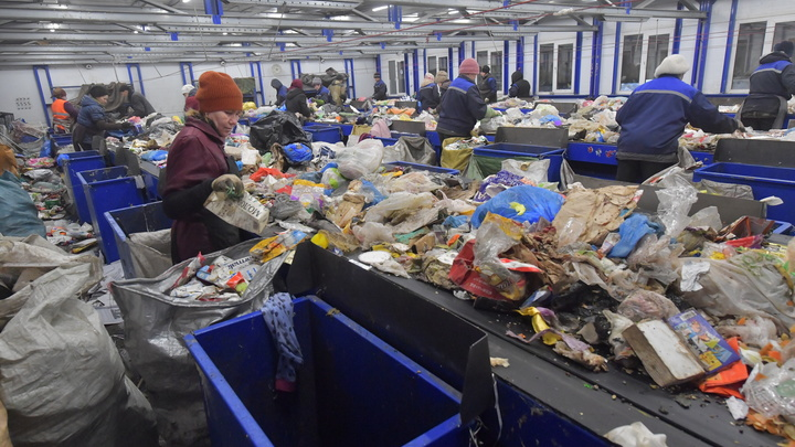 На Кубани в переработку и хранение ТКО намечено вложить около 10 млрд рублей