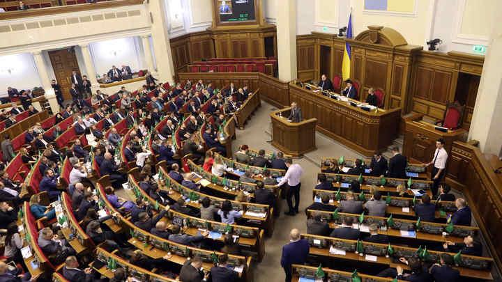 На Украине выступили за разрыв дипотношений с Минском