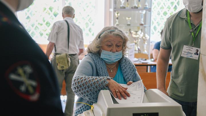 Добровольцы Донбасса помогли МЧС обеспечить безопасность на голосовании по поправкам в Конституцию