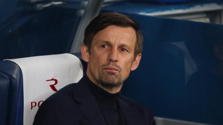 У сборной России по футболу сменится тренер. Один из кандидатов – Сергей Семак