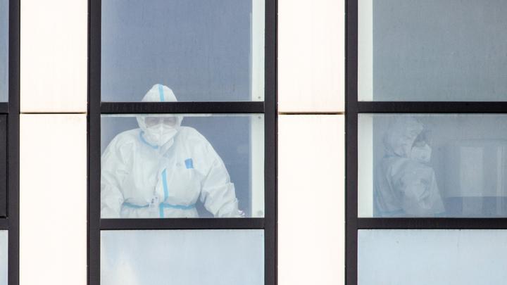 Появился в Санкт-Петербурге: Ученые исследуют первый российский штамм коронавируса