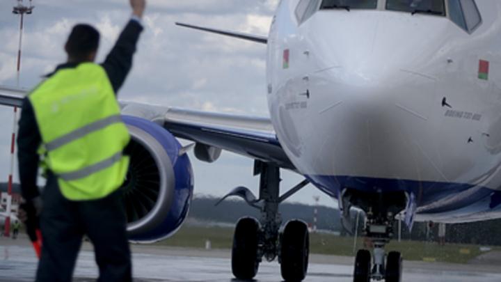 В Новосибирске экстренно сел самолёт из-за срабатывания датчика задымления