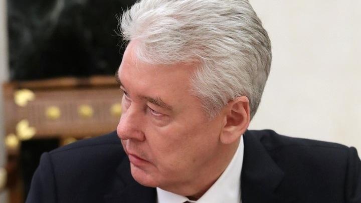 Необходимо ужесточать: Собянин предложил усилить требования для передвижения по Москве