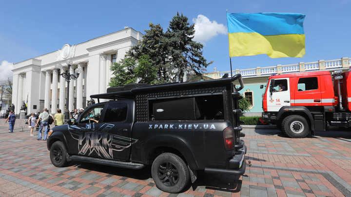 Приедем - проверим: Коц поддел украинцев, берущих уроки у береговой охраны Грузии