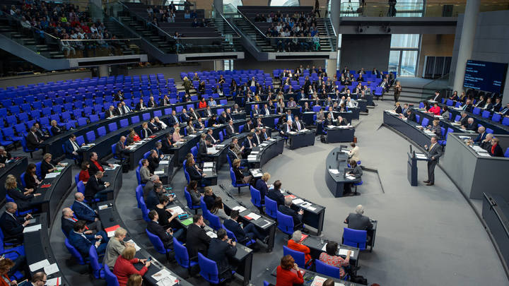 Бундесбунт: 7 депутатов либеральных партий выступили против Северного потока - 2