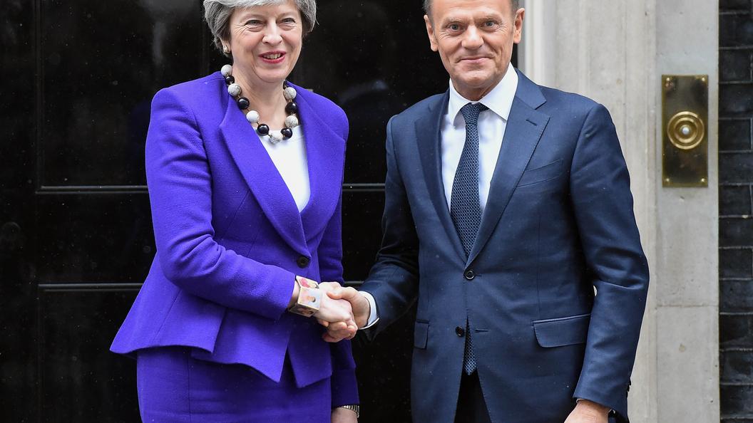 Страны-членыЕС получили стратегию отношений сБританией после Brexit