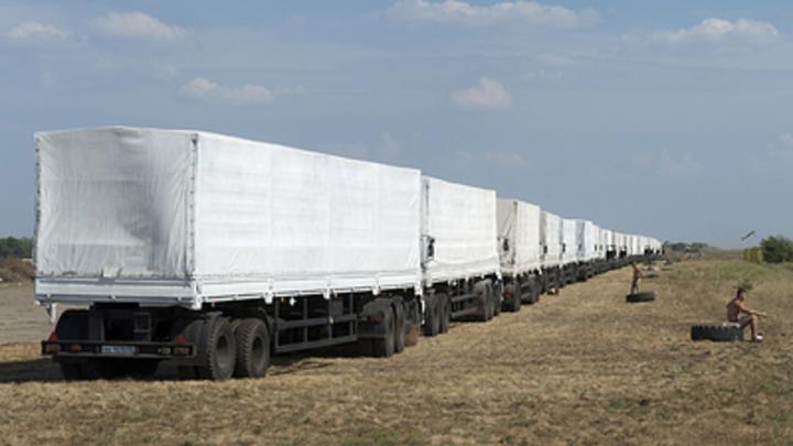 Консервы, парты и холодильники: Белоруссия отправляет в Донбасс гуманитарный конвой