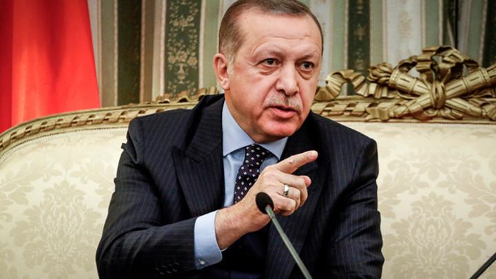 Эрдоган выгонит США из Сирии