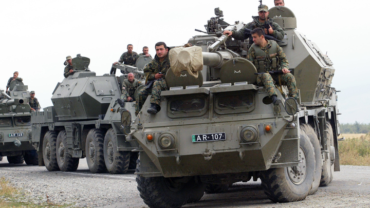 Грузия не постеснялась убить своих, чтобы доказать «вину» России в Цхинвале