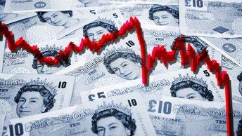 Британская экономика растет медленнее, чем ожидалось