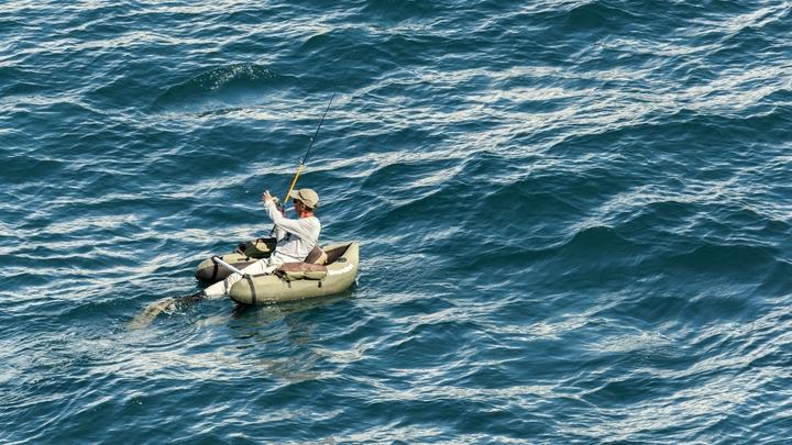 Матрос украинского пиратского судна отпущен из Крыма