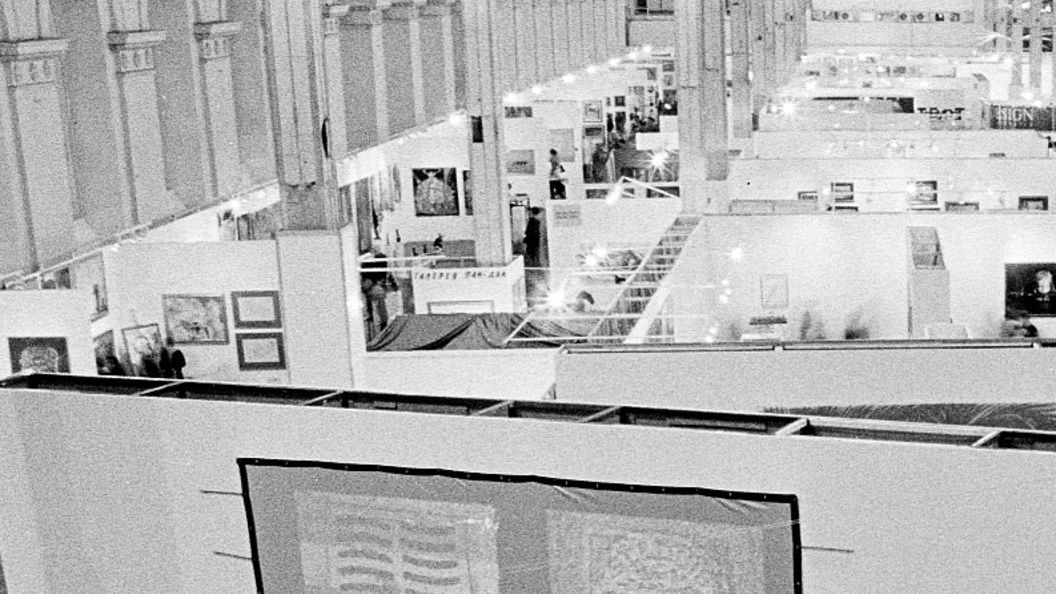 ВЦентре имени братьев Люмьер вновь открылась скандальная выставка Джока Стёрджеса