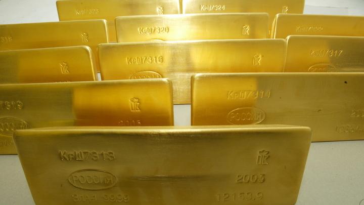 В запасе Эстонии остался один золотой слиток, возраст которого уже около ста лет