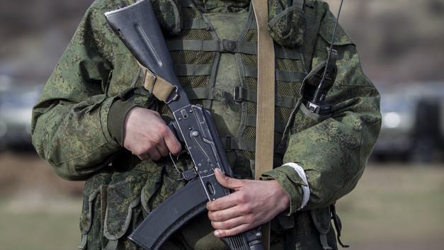«Русский шпион» пойман на Украине с медалью «За возвращение Крыма»