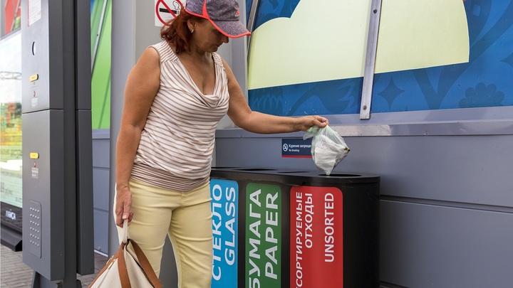 За раздельный сбор мусора дадут скидки на ЖКХ - Минстрой
