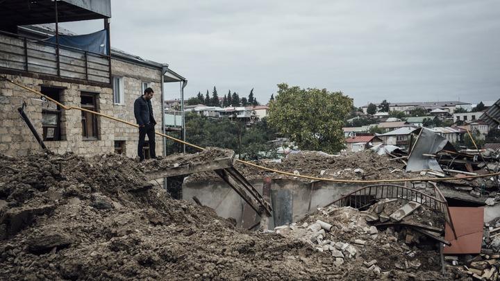 Приказ рубить головы. За каждую - $100: Пленный сириец дал ценник для воюющих в Карабахе наёмников