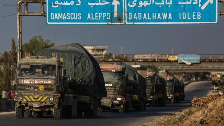 Есть некий скрытый замысел: Турция не просто так бежит с сирийской базы - военкор