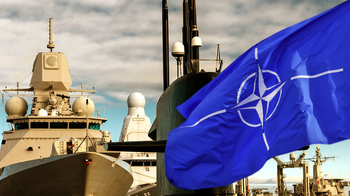 НАТО создаёт гибридный флот против России