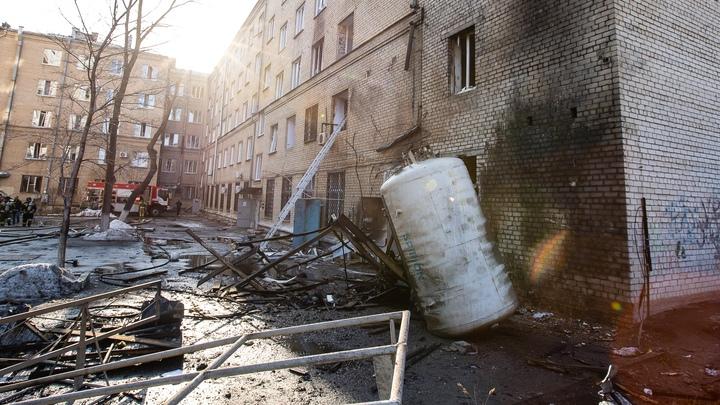 Стали известны причины взрыва в челябинской больнице