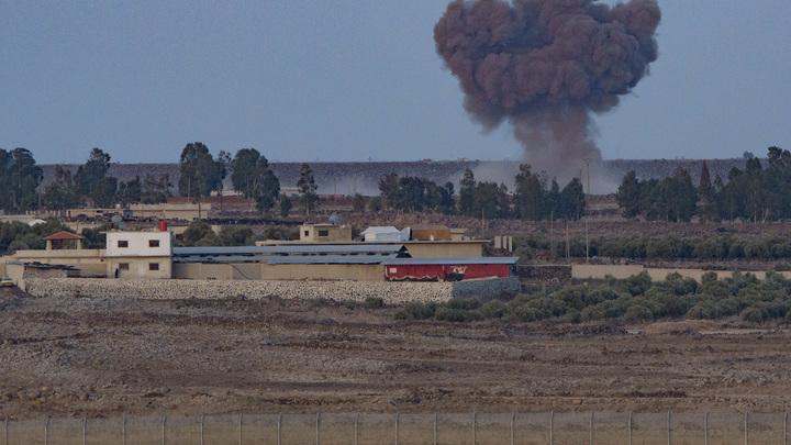 Русский Тигр в Сирии попытались свалить кустарной бомбой: Военные не пострадали