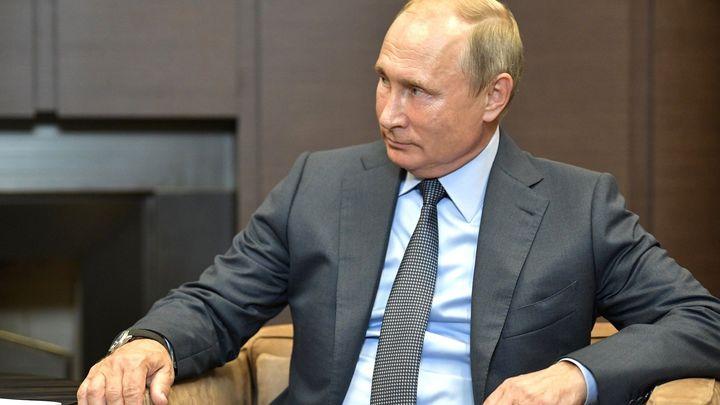 Путин прилетел вИран