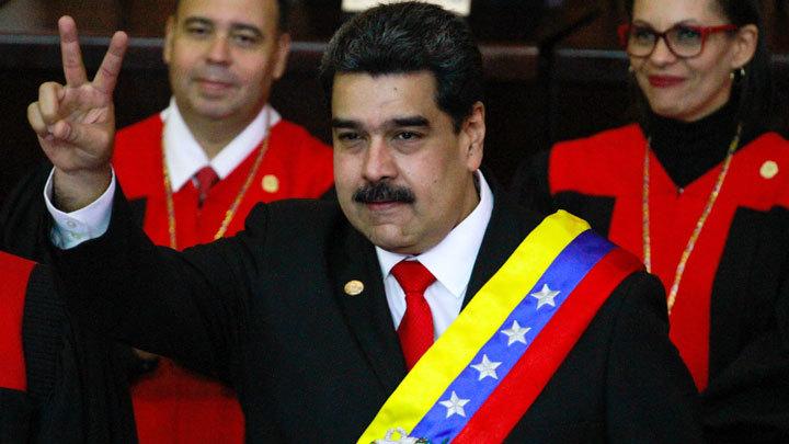 Россия или Куба: США «подсказали» Мадуро страны для побега