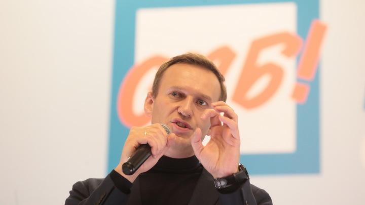 Шарий поймал на слове наивного Навального