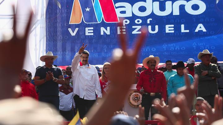 Не по Хуану сомбреро: Мадуро поставил Гуайдо в неудобное положение