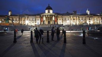 Объем госзаимствований Великобритании сократился до уровня десятилетней давности