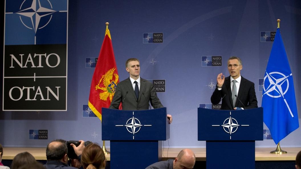 Черногория идет в НАТО