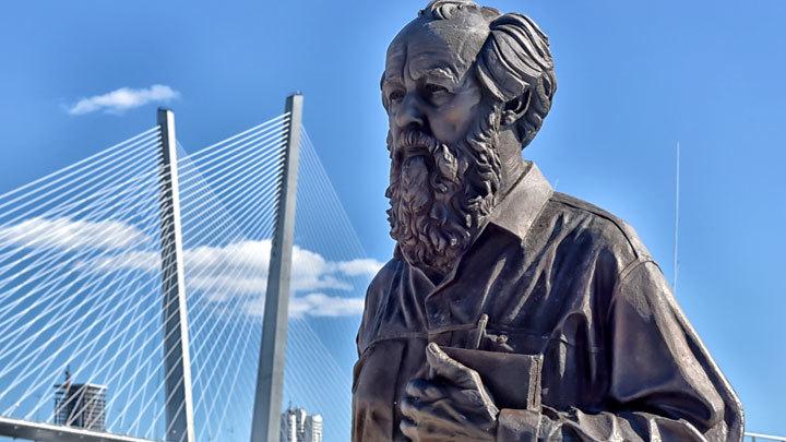 Две вселенные Александра Солженицына