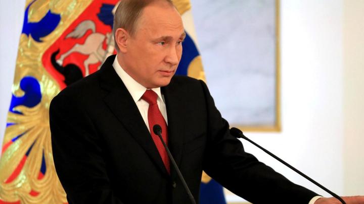 Путин назначил экс-зампрокурора Москвы прокурором Крыма