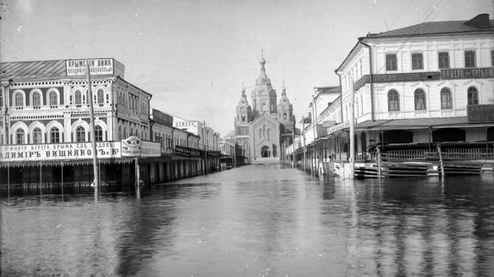 Грозные наводнения Нижнего Новгорода: как это происходило в прежние века