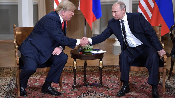 WP: Трамп навстрече сПутиным проигнорировал приготовленные жесткие заявления
