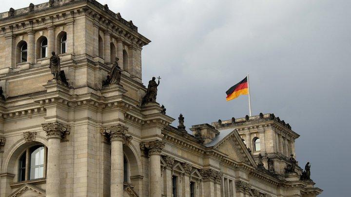 Теперь официально: В Германии признали незаконным удар США по Сирии