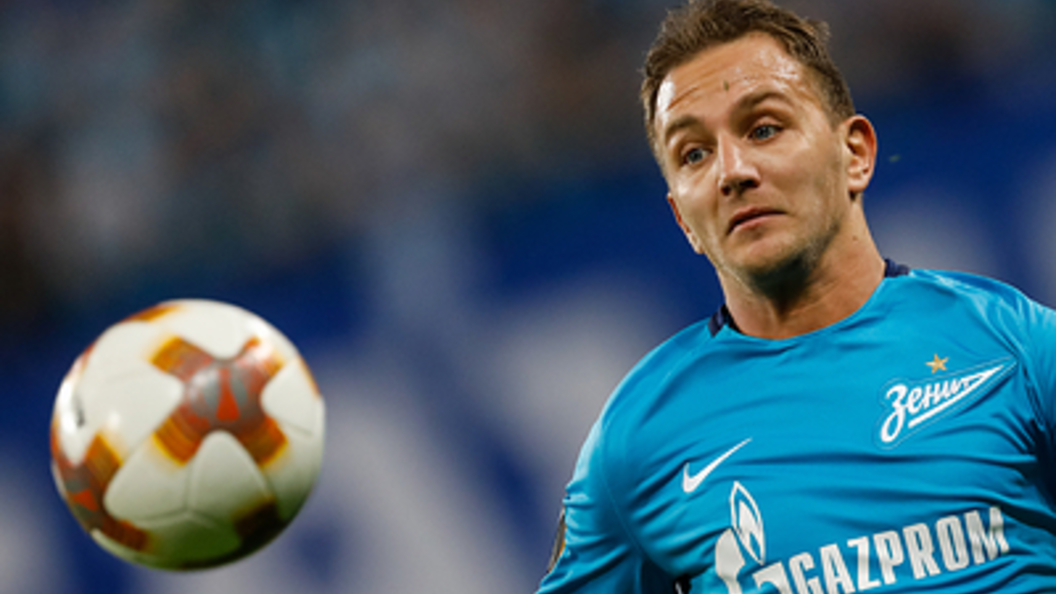 Защитник «Зенита» Кришито подпишет договор с«Дженоа» на 5 лет