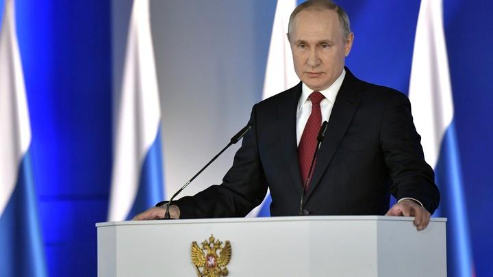 Судьба России зависит от демографии и традиционных ценностей: Гаврилов оценил речь президента Путина