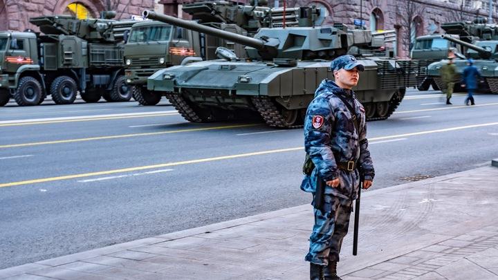 Террористы собрались на акции имени Волкова? Уличные протесты оказались смертельно опасными