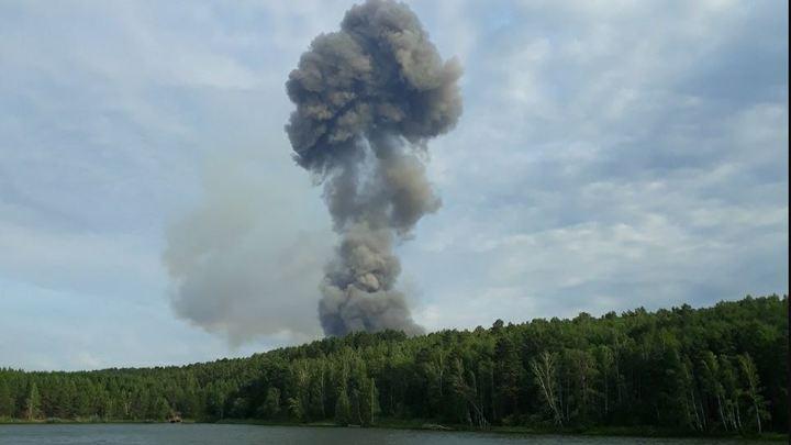 Пугающие слухи вокруг пожара под Ачинском сочиняют британские спецы на Украине - эксперты