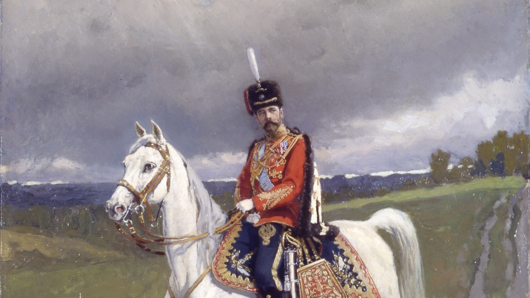 В Феодосии прошел молебен по Николаю II и Царской семье
