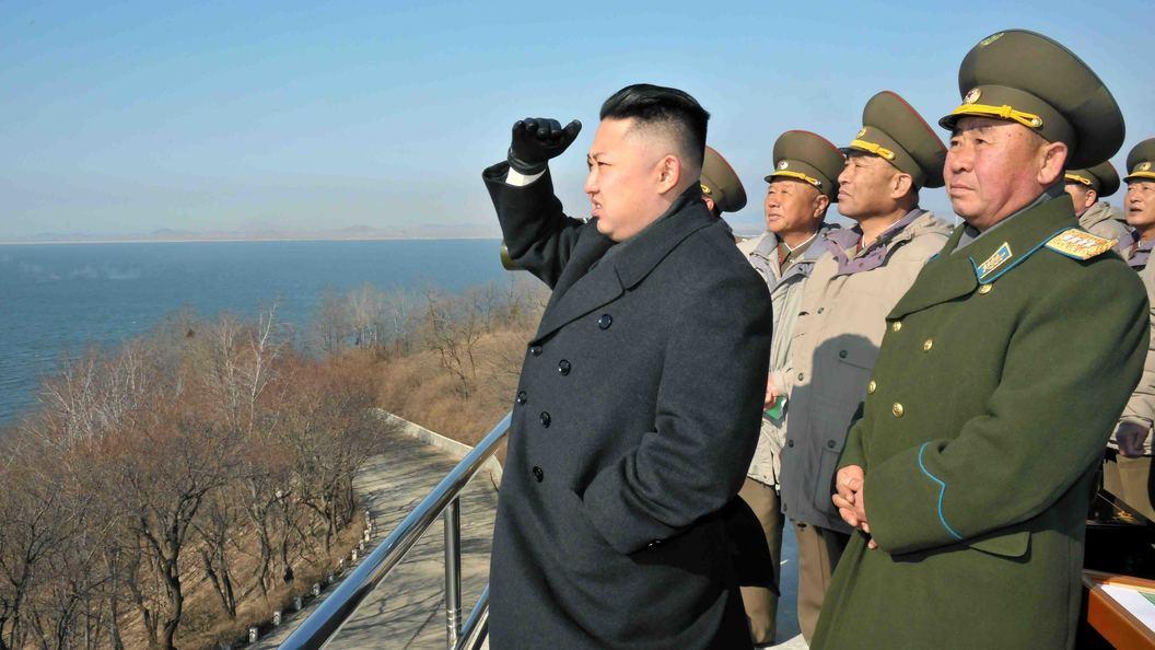 Ким Чен Ынприбыл свизитом в КНР