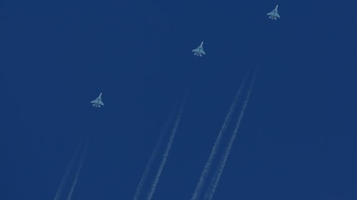 Израиль готовится ко второй волне? Как русские Су-35 спугнули интервентов - источники