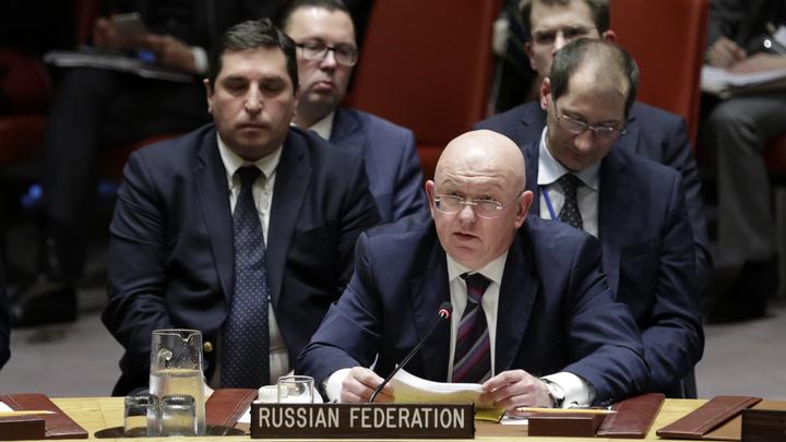 Нажать на reload: Небензя предложил перезапустить диалог по конфликту Израиля и Палестины