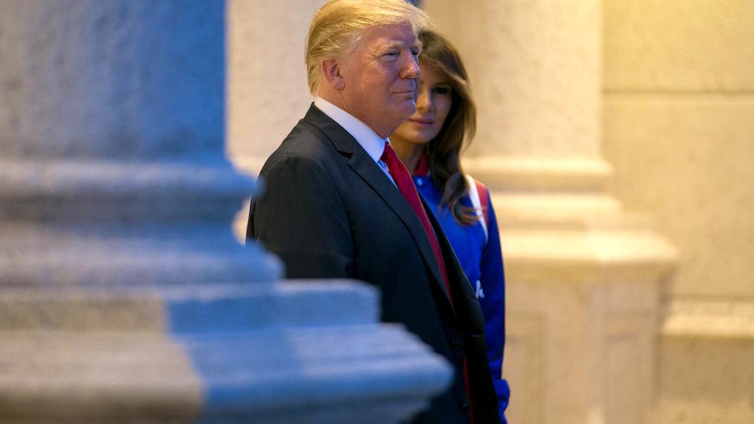 Трамп: «Иммиграционные законы США самые неумные вмире»