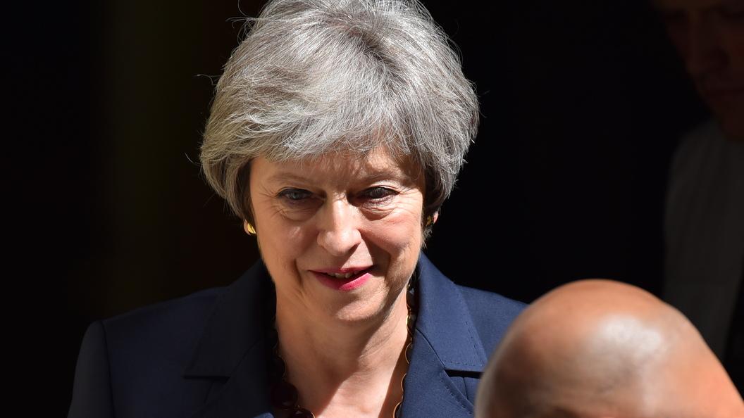 Мэй подтвердила позицию Англии поядерной сделке сИраном