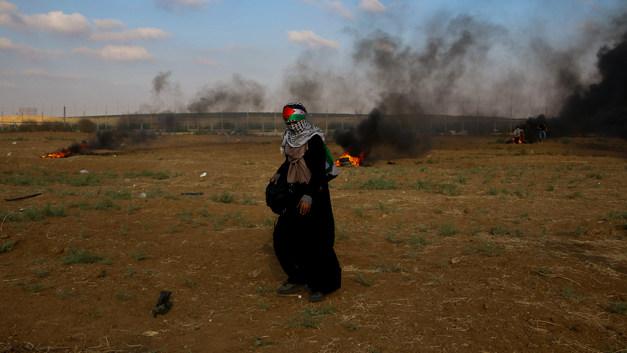 Начали со змеев, закончили ракетами: Палестина и Израиль обменялись ударами